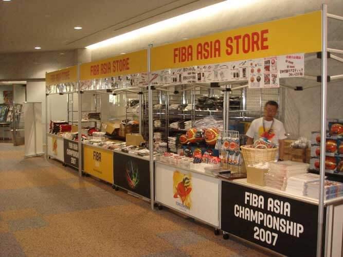 FIBAアジア
